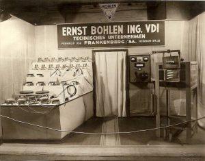 Erste Ausstellung in Frankenberg