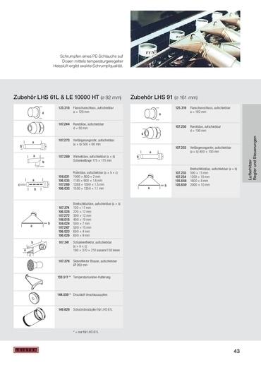 thumbnail of Zubehör-LHS-61-LHS-91-LE-10000-HT