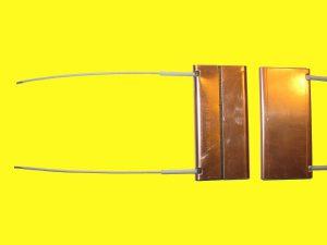 Flachheizkörper Kupferblech