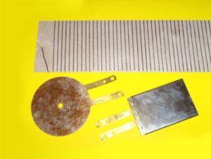 Flächenheizkörper für Industrie- und Haushaltsgeräte, Heizplatten