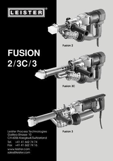 thumbnail of fusion-3c-bedienungsanleitung