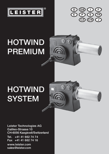 thumbnail of hotwind-system-bedienungsanleitung