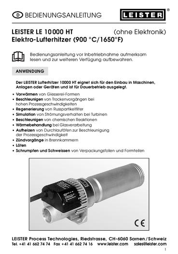 thumbnail of le-10000-ht-bedienungsanleitung