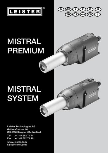 thumbnail of mistral-premium-mistral-system-bedienungsanleitung