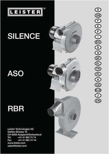 thumbnail of silence-bedienungsanleitung