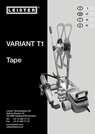 thumbnail of variant-t1-band-bedienungsanleitung